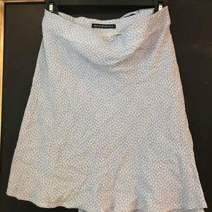 Brandy ❤️ Melville wrap mini floral skirt